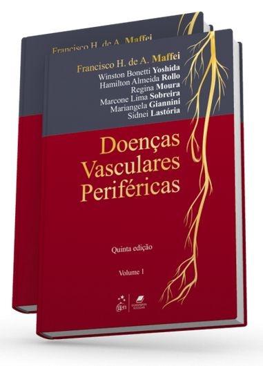 Doenças Vasculares Periféricas - 2 Vols.