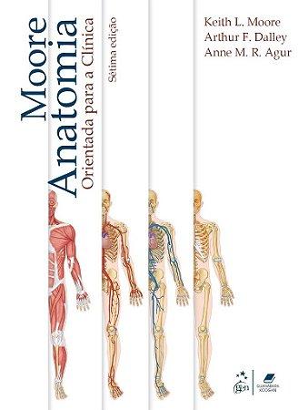 Anatomia Orientada para a Clínica - Moore