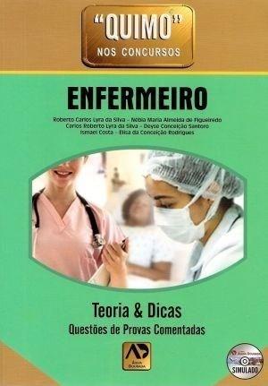 """QUIMO®"" Enfermeiro + DVD-Rom"