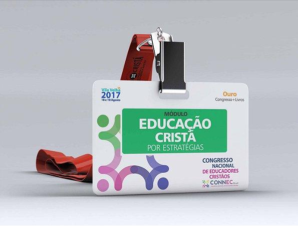 EDUCAÇÃO CRISTÃ POR ESTRATÉGIAS - VILA VELHA 2017 - PRATA
