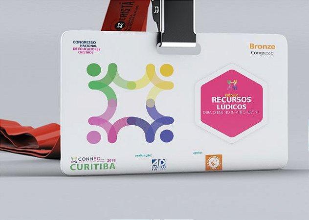 RECURSOS LÚDICOS para o Ensino Infanto-Juvenil - CURITIBA 2018 - BRONZE