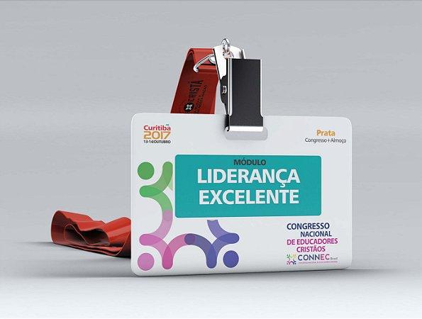 LIDERANÇA EXCELENTE - CURITIBA 2017 - PRATA