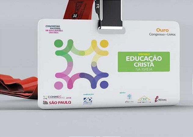 EDUCAÇÃO CRISTÃ NA IGREJA | SÃO PAULO 2018 - OURO