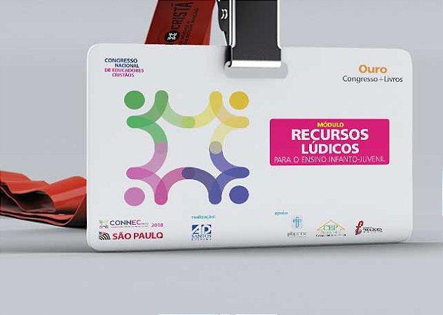 RECURSOS LÚDICOS para o ensino infanto-juvenil | SÃO PAULO 2018 - OURO