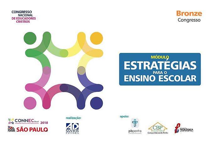 ESTRATÉGIAS para o ENSINO ESCOLAR | SÃO PAULO 2018 - BRONZE