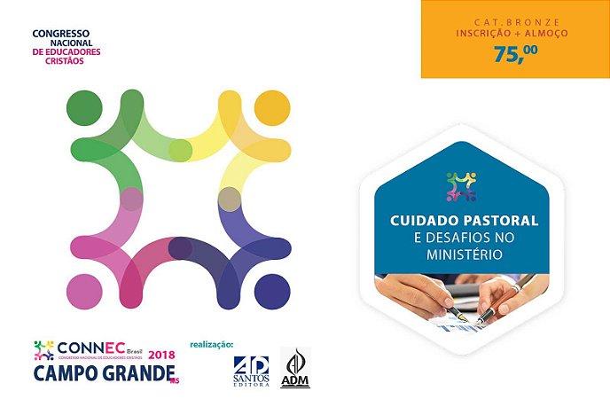 CUIDADO PASTORAL E DESAFIOS NO MINISTÉRIO - CAMPO GRANDE 2018 - BRONZE