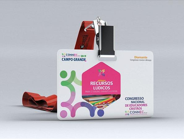 RECURSOS LÚDICOS para o Ensino Infanto-Juvenil - CAMPO GRANDE 2019 - DIAMANTE