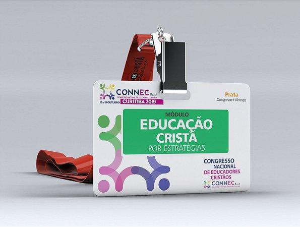 EDUCAÇÃO CRISTÃ - CURITIBA 2019 - PRATA