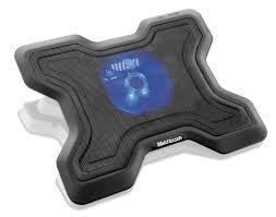 Base Para Notebook Com Cooler E Led Azul Multilaser