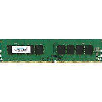 Memoria Crucial 4GB DDR4 2400Mhz CL17 DIMM