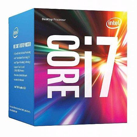 Processador Intel Core i7-7700 3.6GHz/4.20GHz-Turbo/8 Mb LGA 1151