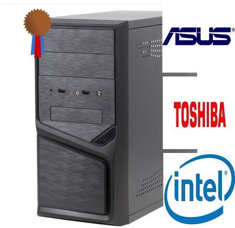 COMPUTADOR BASIC- J 1800 CELERON DUAL CORE INTEGRADO- 4GB DDR3- HD 500GB