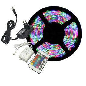 FITA LED BFL-5050 RGB 60LEDS/M (IP65)