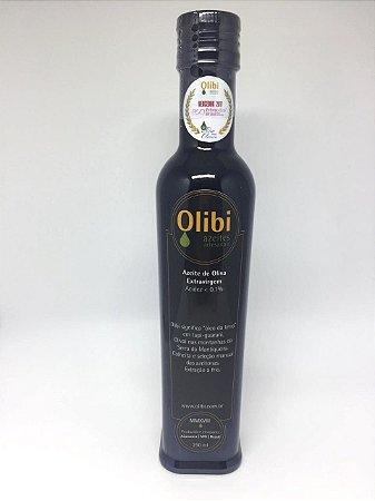 Azeite de Oliva Extravirgem Artesanal – Safra 2018 (250ml)