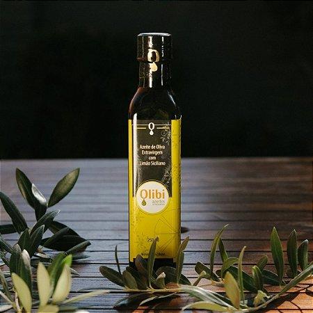 Azeite Aromatizado com Limão Siciliano