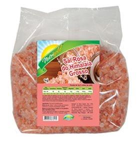 Sal Rosa do Himalaia Grosso - 1kg