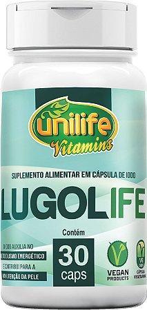 Lugol - Iodo (I) - 30 cápsulas 450mg Unilife