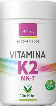 Vitamina K2 Mk-7 Vital Natus 60 comprimidos