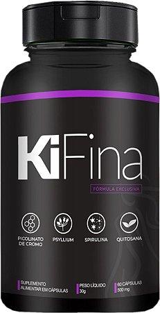 Kifina Emagrecedor - 60 Cápsulas