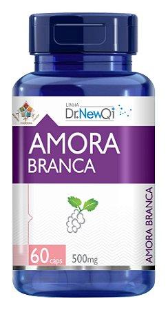 Amora Branca (Morus Alba) - 60 Cápsulas - Dr NewQi