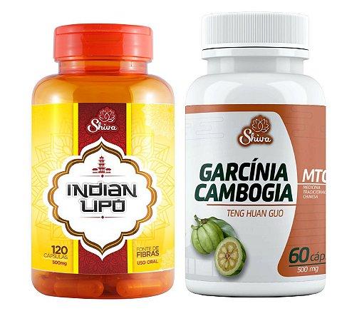 Fórmula Completa Seca Barriga com Garcinia Cambogia - Shiva Natural