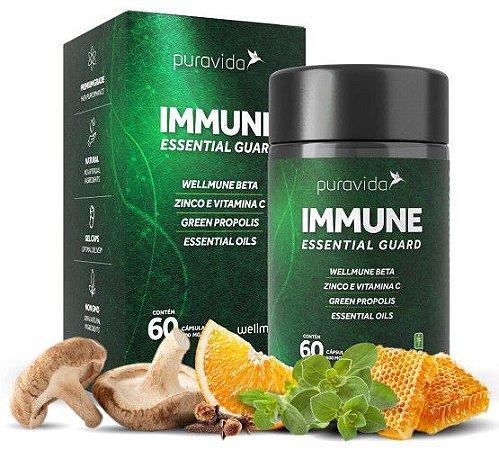 Immune Essential Guard - Pura Vida - 60cap