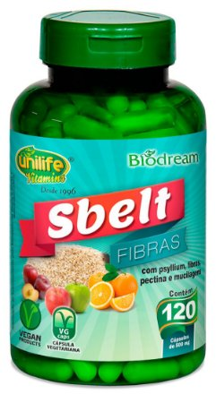 Detox Sbelt em Cápsulas Completo 120 unds - Unilife