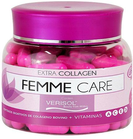 Femme Care com Colágeno Verisol (90) Cápsulas