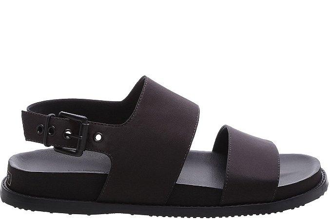 Sport Sandal Cetim Preta