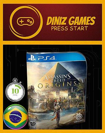 Assassins Creed Origins Psn Ps4