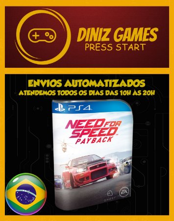 Need For Speed Payback Psn Ps4