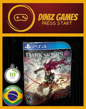 Darksiders 3 Psn Ps4