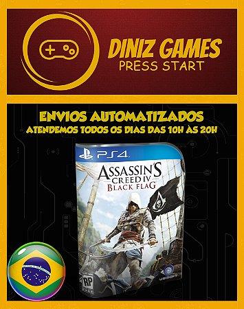 Assassins Creed 4 Black Flag Psn Ps4
