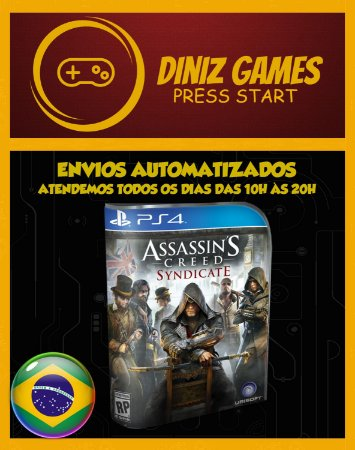 Assassins Creed Syndicate Psn Ps4