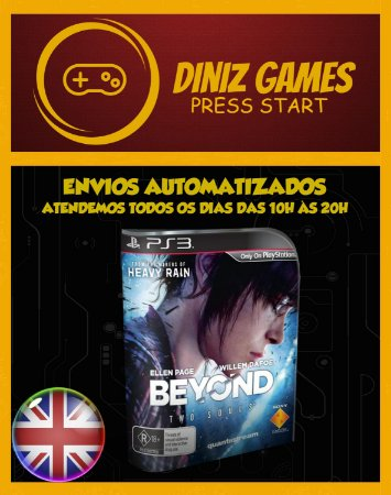 Beyond Two Souls Psn Ps3
