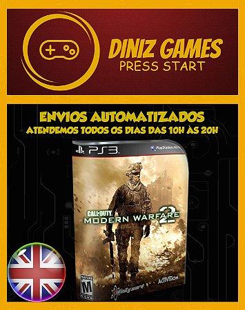 Call of Duty Mw2 Psn Ps3