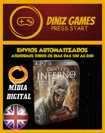 Dante´s Inferno Psn Ps3