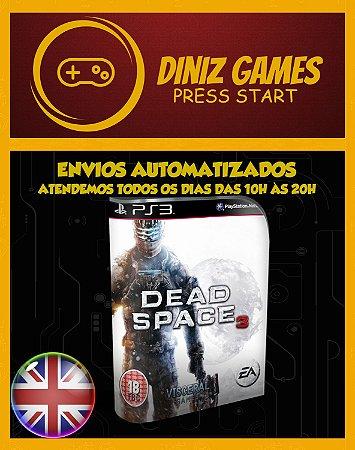 Dead Space 3 Psn Ps3
