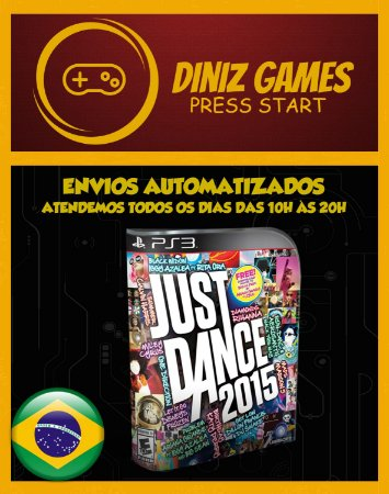 Just Dance 2015 Psn Ps3