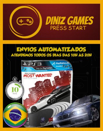 Need For Speed: Most Wanted Psn Ps3