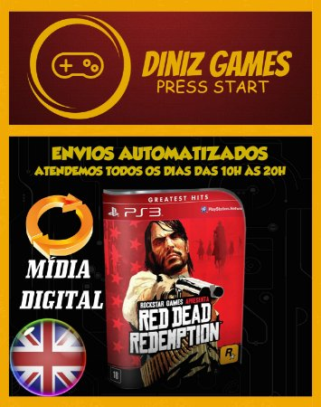 Red Dead Redemption Psn Ps3