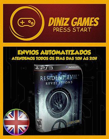 Resident Evil: Revelations Psn Ps3
