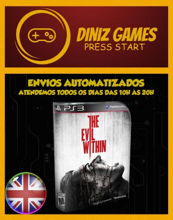 The Evil Within Psn Ps3