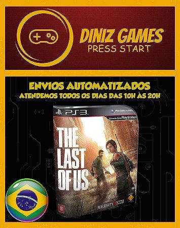 The Last Of Us Psn Ps3