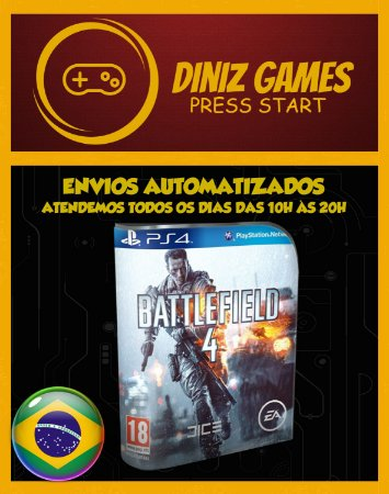 Battlefield 4 Psn Ps4