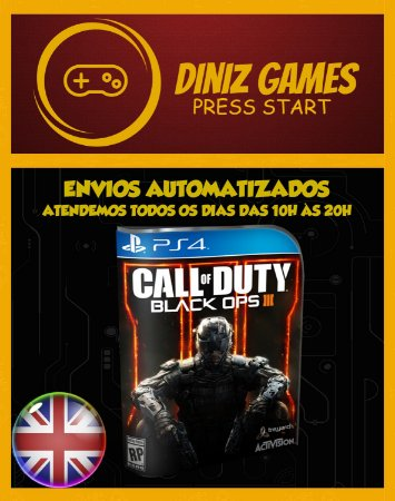 Call Of Duty Black Ops 3 Psn Ps4