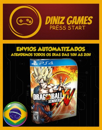 Dragon Ball Z Xenoverse Psn Ps4