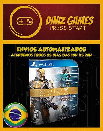 Destiny  Collection Edition Psn Ps4