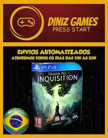 Dragon Age Inquisition Psn Ps4