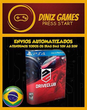 Drive Club Psn Ps4
